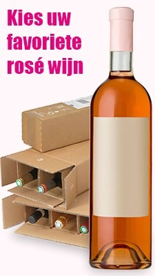 Rosé wijnpakketten