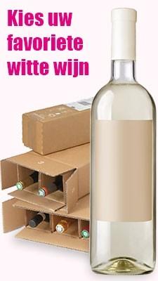 Witte wijnpakketten